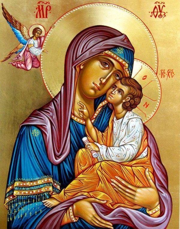 Rugăciune folositoare către Maica Domnului