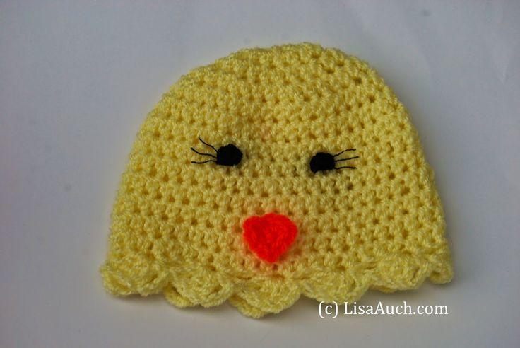 Free Crochet Pattern For Easter Bonnet : 17 Best images about Easter Crochet Patterns FREE on ...
