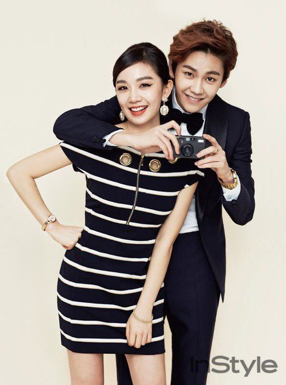 The Best Siblings In K Pop Korean Fashion Instyle Magazine Instyle