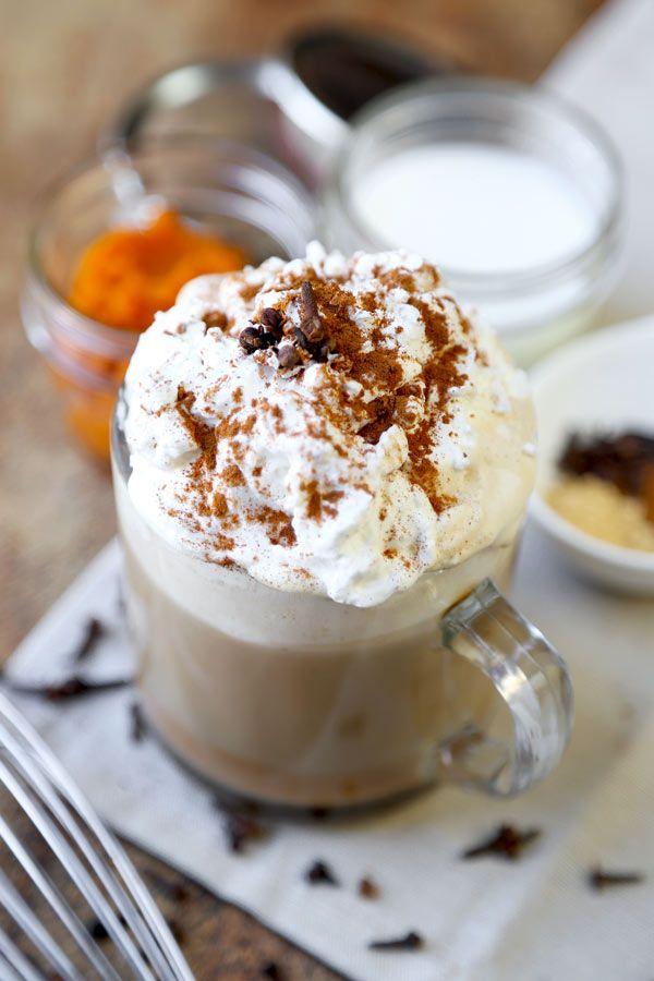 pumpkin spice latte rezept tea coffee. Black Bedroom Furniture Sets. Home Design Ideas