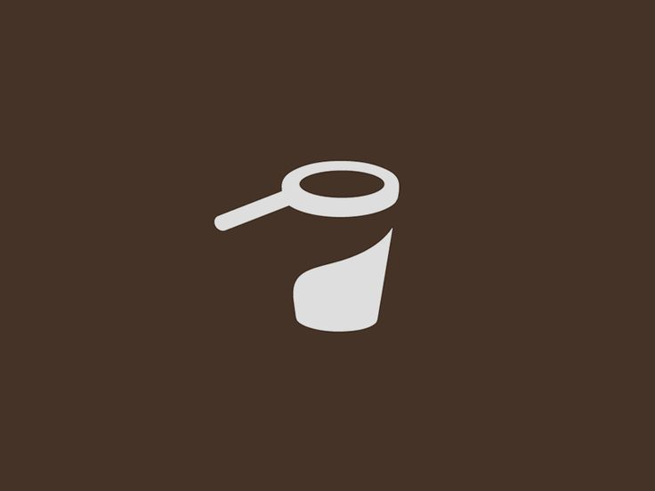 Coffee Search Icon