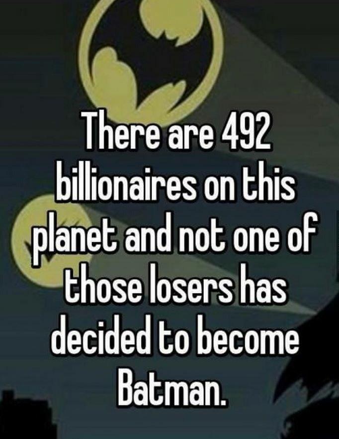 I volunteer! Although first I gotta become a billionaire.....