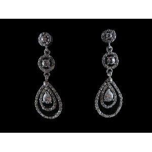 """""""Louisa"""" Vintage Inspired Earrings"""