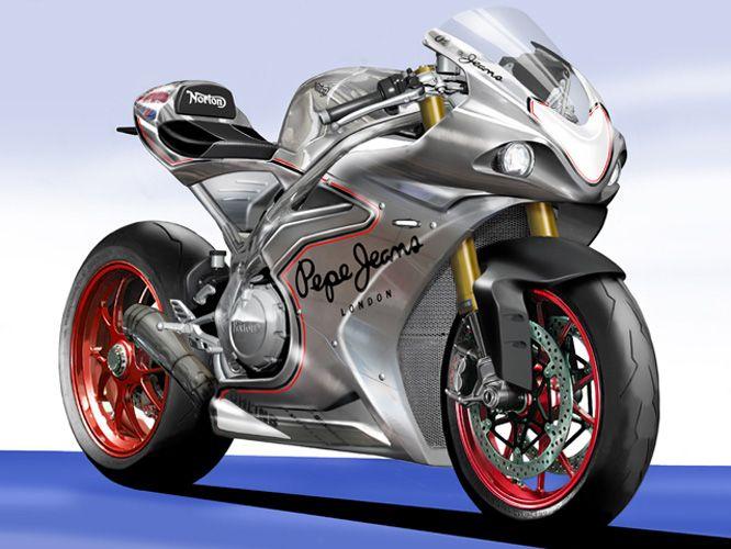 Norton s'apprête à sortir de sa niche ! Sans pour autant dire ''Goodbye'' au segment porteur du néo-rétro, le petit constructeur anglais s'attaque au - petit - secteur des motos sportives, avec un inédit V4 de 1200 cc. Arrêt sur image...