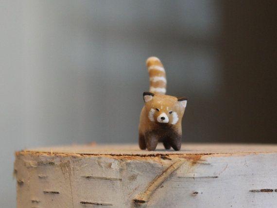 Baby Panda rosso-vivaio Totem