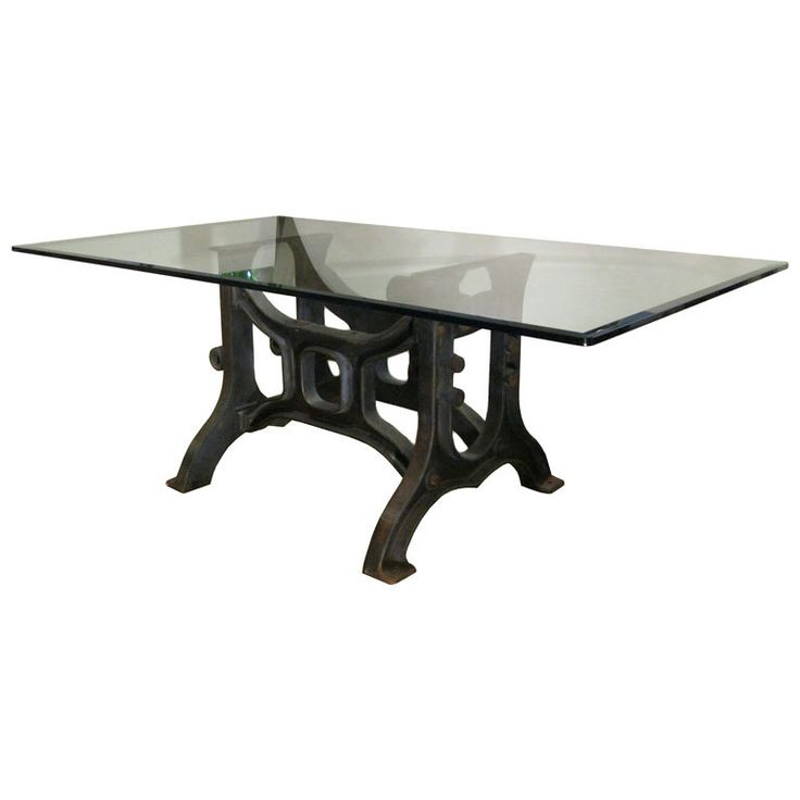 Best Office Inspirations Images On Pinterest Dining Tables - Industrial dining room table