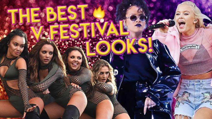 7 BEST V FEST LOOKS! Rihanna, Little Mix, Zara Larsson & More!