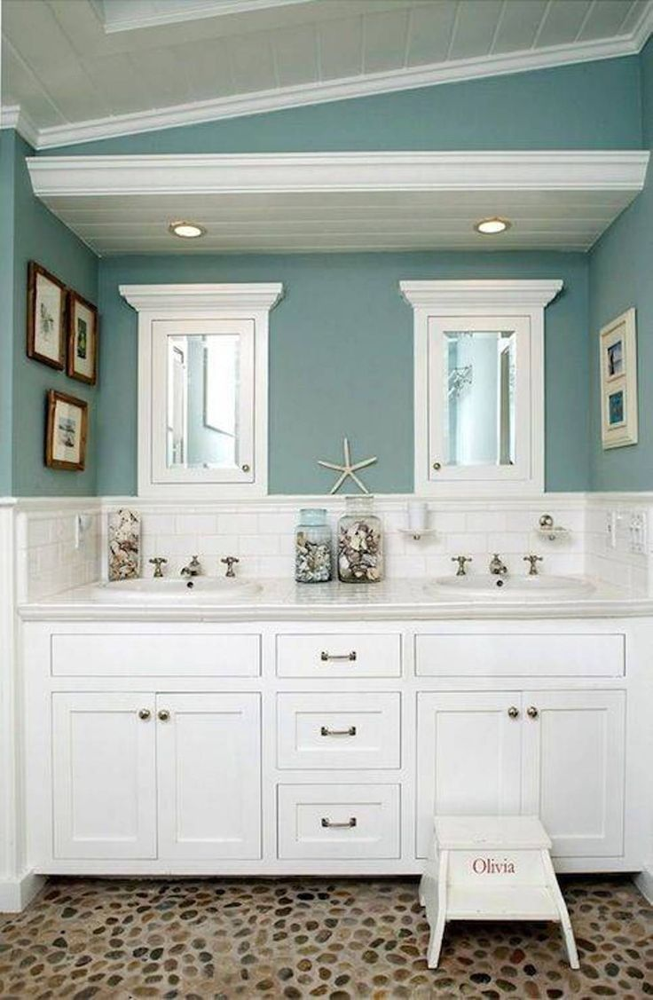 Bathroom Timeless White Bathroom Vanity White Bathroom Vanity With Double Sinks And Faucets And