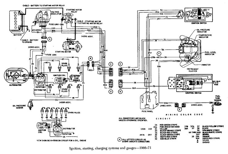 Chevy 350 Wiring Diagram Fresh Small Block Msd Ignition At