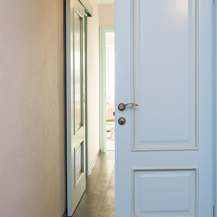 Межкомнатные двери RuLes в интерьере # дверь #межкомнатная #интерьер #homedecor #русскийлес