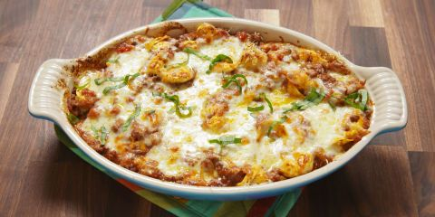 Best Bolognese Tortellini Bake - How To Make Bolognese Tortellini Bake