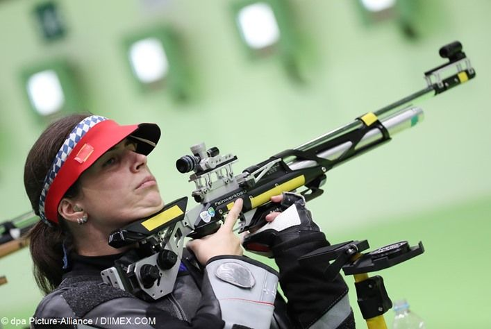 Olympic Games - 10m Air Rifle Women's Qualification Shooting Event