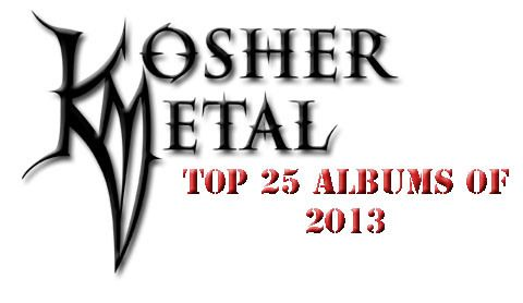 Kosher Metal's Top 25 Albums Of 2013 – #22. Dissension – Of Time And Chronic Disease, #18. Death Toll Rising – Infection Legacy, #17. Tribune – Tales http://koshermetal.wordpress.com/2013/11/05/kosher-metals-top-25-albums-of-2013/