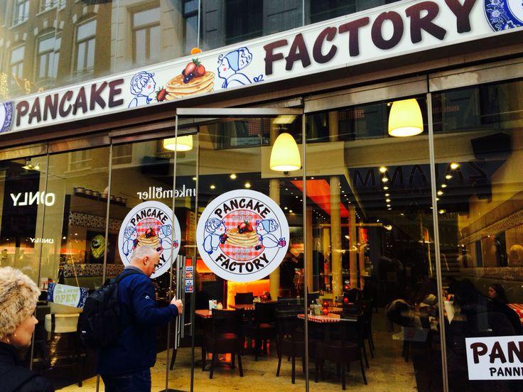 Pancake Factory, Amsterdam
