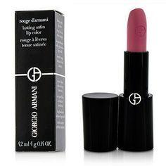 Giorgio Armani Lip Color Rouge dArmani Lasting Satin Lip Color