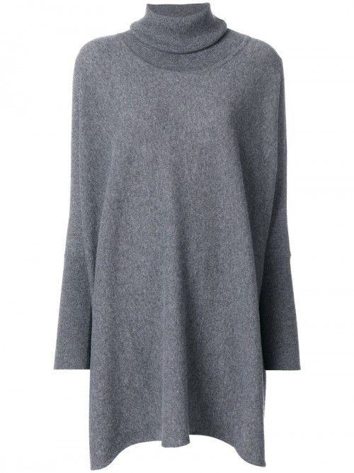 Boule+De+Neige+Oversized+Jumper+Women+Cashmere+One+Grey+Cashmere+|+Dress+and+Clothing