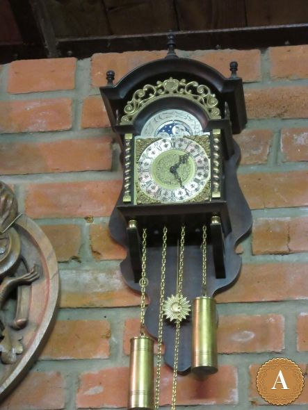 Часы Франц Хермле 1950 гг.