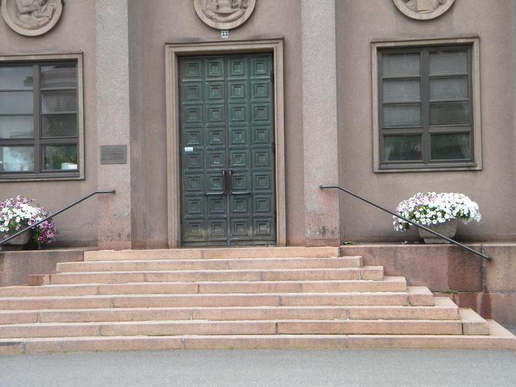 Kuusankoski City House