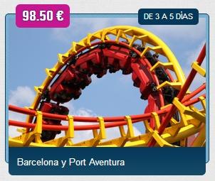 CONOCE BARCELONA Y PORT AVENTURA CON TU CLASE EN 4 DÍAS  http://www.viajeteca.net/viajes-fin-de-curso/barcelona-parques-tematicos