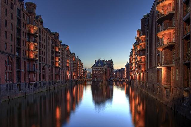 Hafen City - Hamburg