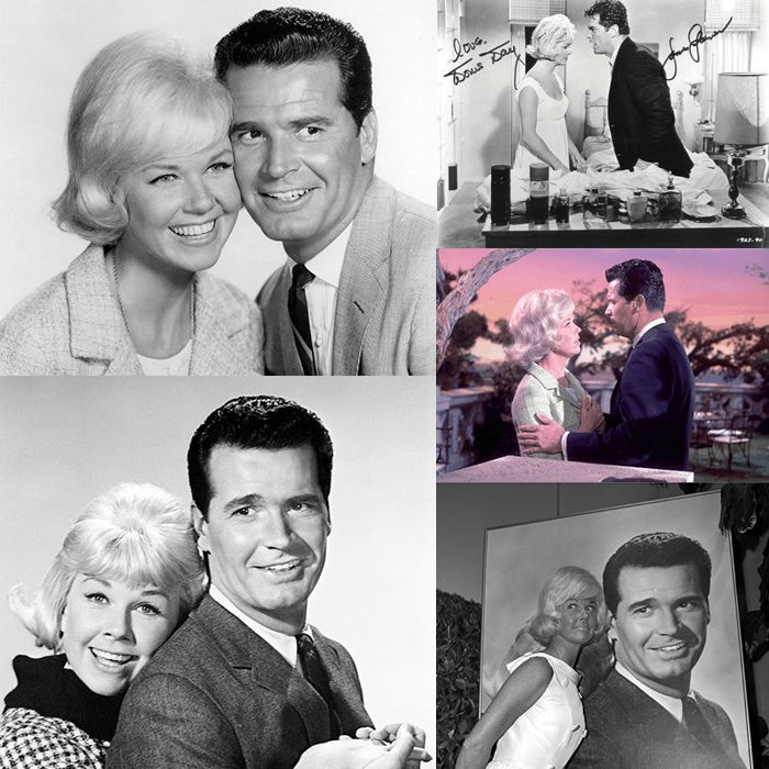 """July 21, 2014 Carmel, Calif. -- Doris Day made a statement today on the passing of her co-star and dear friend, James Garner: """"I loved Jimmy. He was a wonderful actor and a joy to work with. We made two films together and just clicked from the minute we met. We remained friends over the years and spoke often on the phone. I knew he was quite ill and unable to talk on the phone in recent months. The world has lost an exceptional human being and I lost a dear friend. I will miss him so much."""""""