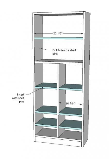 Best Ideas About Diy Closet Shelves