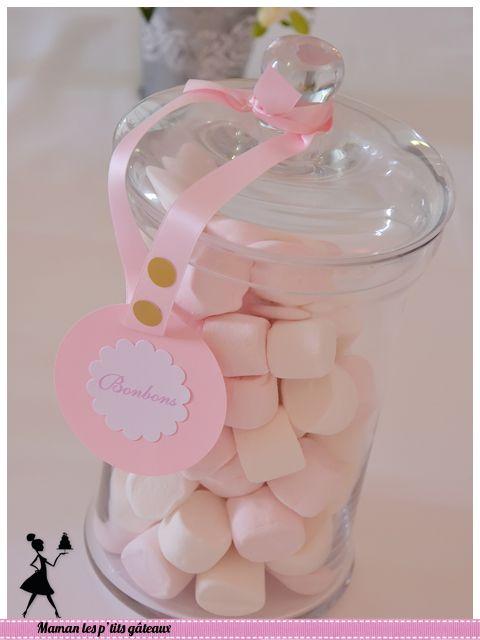 sweet table mariage - oiseaux romantique