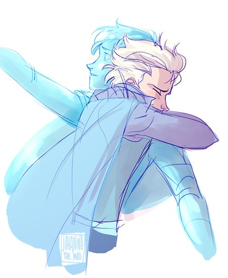 "just amazing. I think it would have been just as good if not better had they been brothers. > Link for gender-bent picture of Elsa with a matching male ""Let it Go"" cover: http://tyleroakley.com/post/75075285572/coca-cola-dave-song-caleb-hyles"