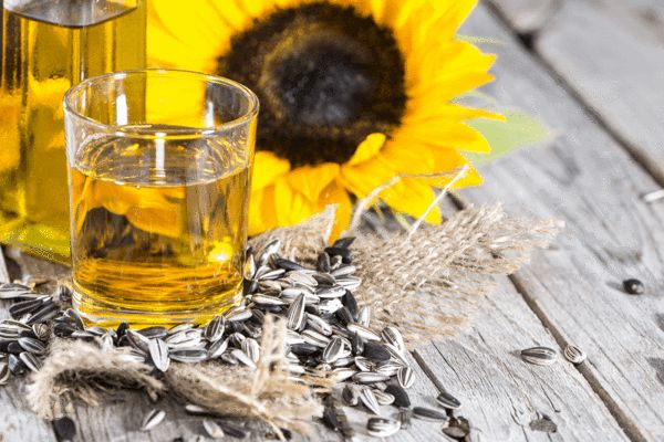 Benefits of Sunflower Oil on your Skin and Hair.