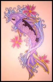 Koi fish art 10 handpicked ideas to discover in design for Purple koi fish for sale