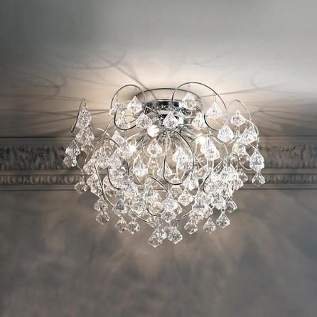 Layla Droplet Four Light Fitting Dunelm For The Home