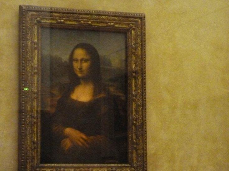 Mona Lisa #Louvre