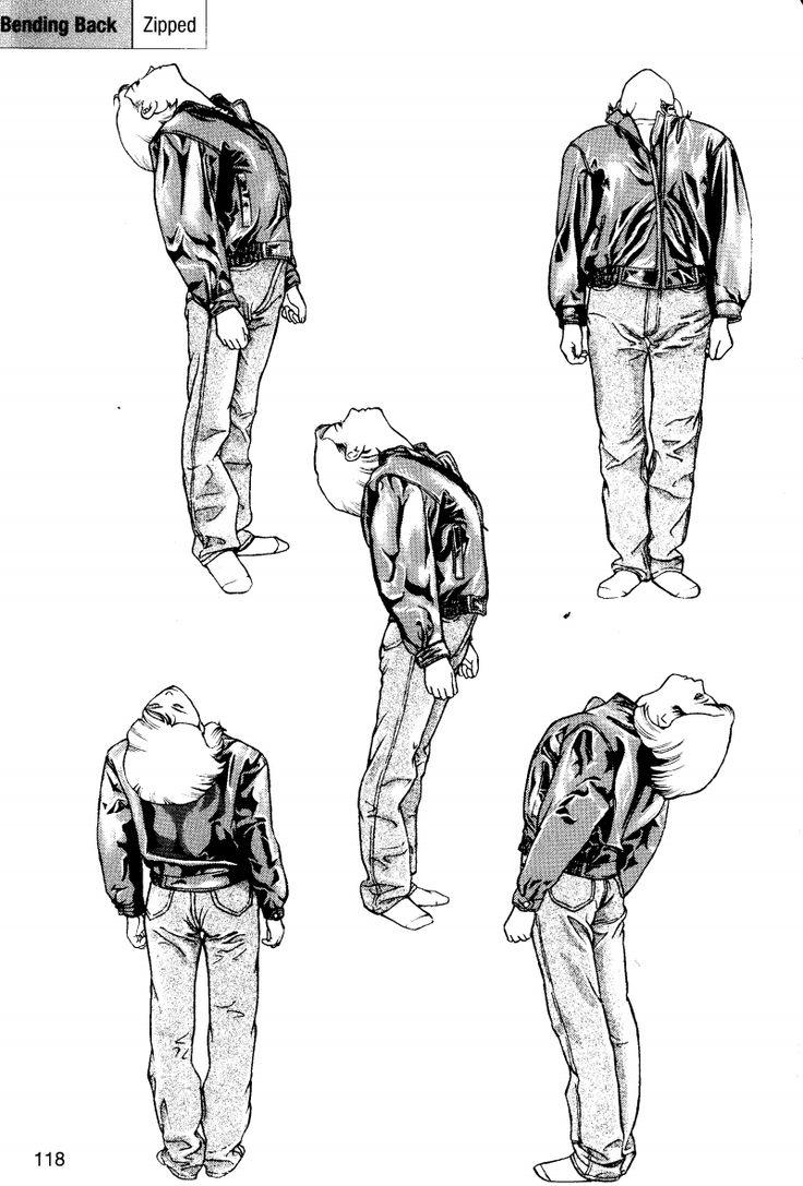 120 besten character pose