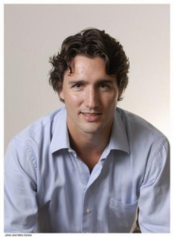 The son of Pierre Elliot Trudeau