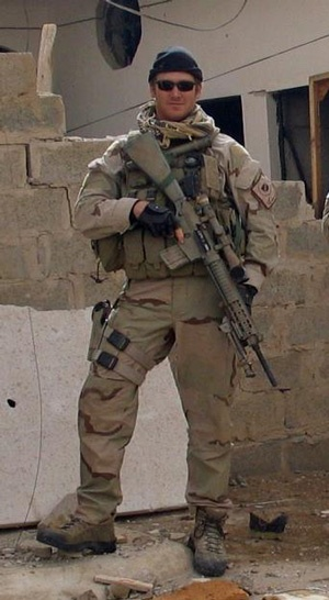 Former Navy SEAL Chris Kyle, was killed 2/2/2013 while assisting fellow veterans. He served with the SEAL Team 3 Sniper Element Charlie platoon, was the most lethal sniper in US history, with 160 confirmed kills and another 95 probables. He was known to his enemies as Al-Shaitan Ramad (The Devil of Ramadi). He earned 2 Silver Stars, 5 Bronze Stars with Valor, 2 Navy and Marine Corps Achievement Medals, and one Navy and Marine Corps Commendation. Chris leaves behind his wife Taya, two…