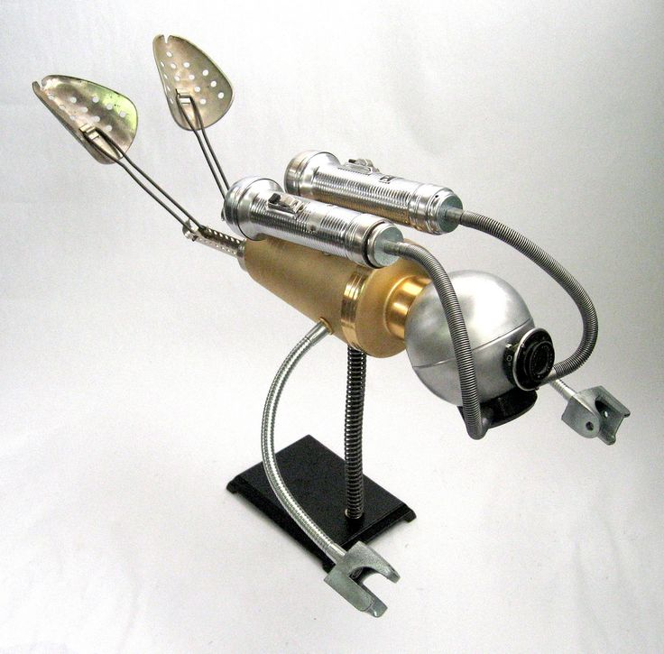 upcycled scuba diver