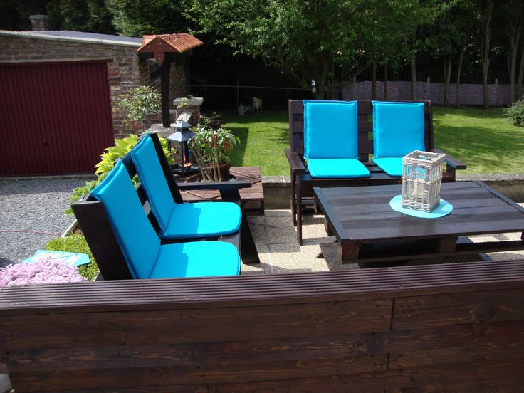 Complete Pallet Garden Set Pallet Ideas 1001 Pallets: 17780 Best Recycled Pallets Ideas & Projects Images On
