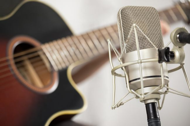 The Easiest Way To Record Your Acoustic Guitar Acoustic Guitar Acoustic Guitar