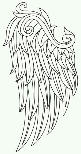 fly angel coloring pages - photo#10
