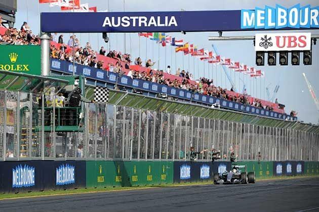 In pics: Australian Grand Prix 2015