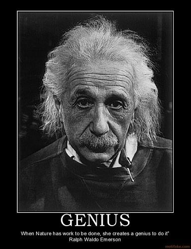 Geniale mensen: een lijstje van historische briljante geesten.