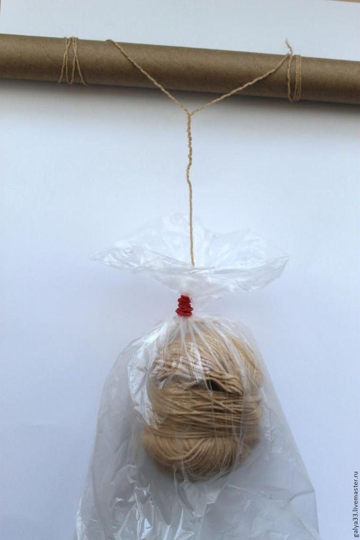 Как разделить толстую пряжу на несколько нитей - Ярмарка Мастеров - ручная работа, handmade