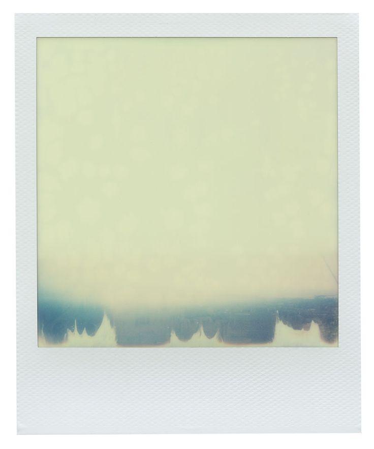 Somewhere in Inner Sunset of San Francisco, California | Shot of Polaroid 600 film