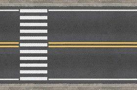 Textures Texture seamless | Road texture seamless 07592 | Textures - ARCHITECTURE - ROADS - Roads | Sketchuptexture