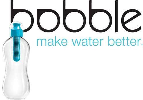 Bobble waterfles met filter