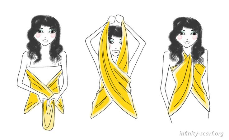 20 ways learn you How To Wear An Infinity Scarf - Architecture & Engineering