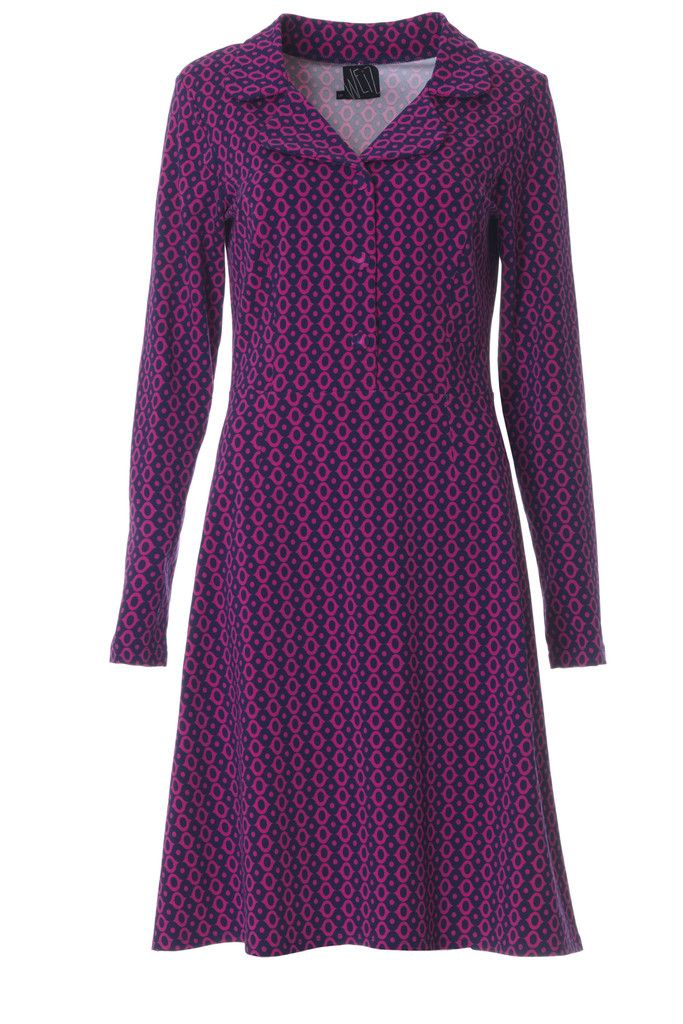 Finally this beautiful retro inspired Weiz Iben dress arrived at the shop! Perfect for the fall.