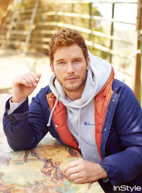 September Man of Style: Chris Pratt - Love it how you can dress up or dress down and still look good...