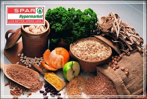 #StayHealthyWithSPAR Pre-Workout Tip: Why carbs are good before you exercise  Carbs = energy. Yes, that's right. When we eat them, they break down into glucose, enter our muscle cells, and give us fuel to exercise at our max capacity. Before a workout, it's good to eat simple carbohydrates, as they are digested fast & provide quick energy.   Examples include: Granola bar, fruits, oatmeal, yogurt, dried fruit, crackers, etc. All of them available at very low prices and of international…