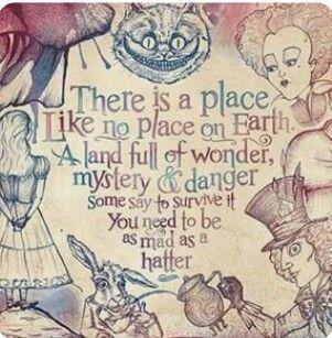 Zitate Alice Im Wunderland